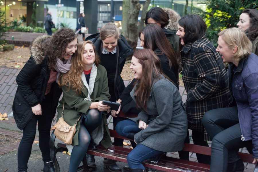 Activité numérique pour votre sortie entre amis ou un EVJF