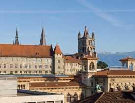 Anniversaire et EVJF à Lausanne