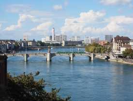 Anniversaire et EVJF à Bâle