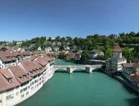 Anniversaire et EVJF à Berne