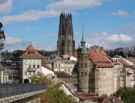 Anniversaire et EVJF à Fribourg