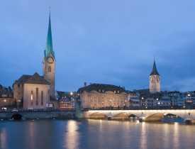 Anniversaire et EVJF à Zurich