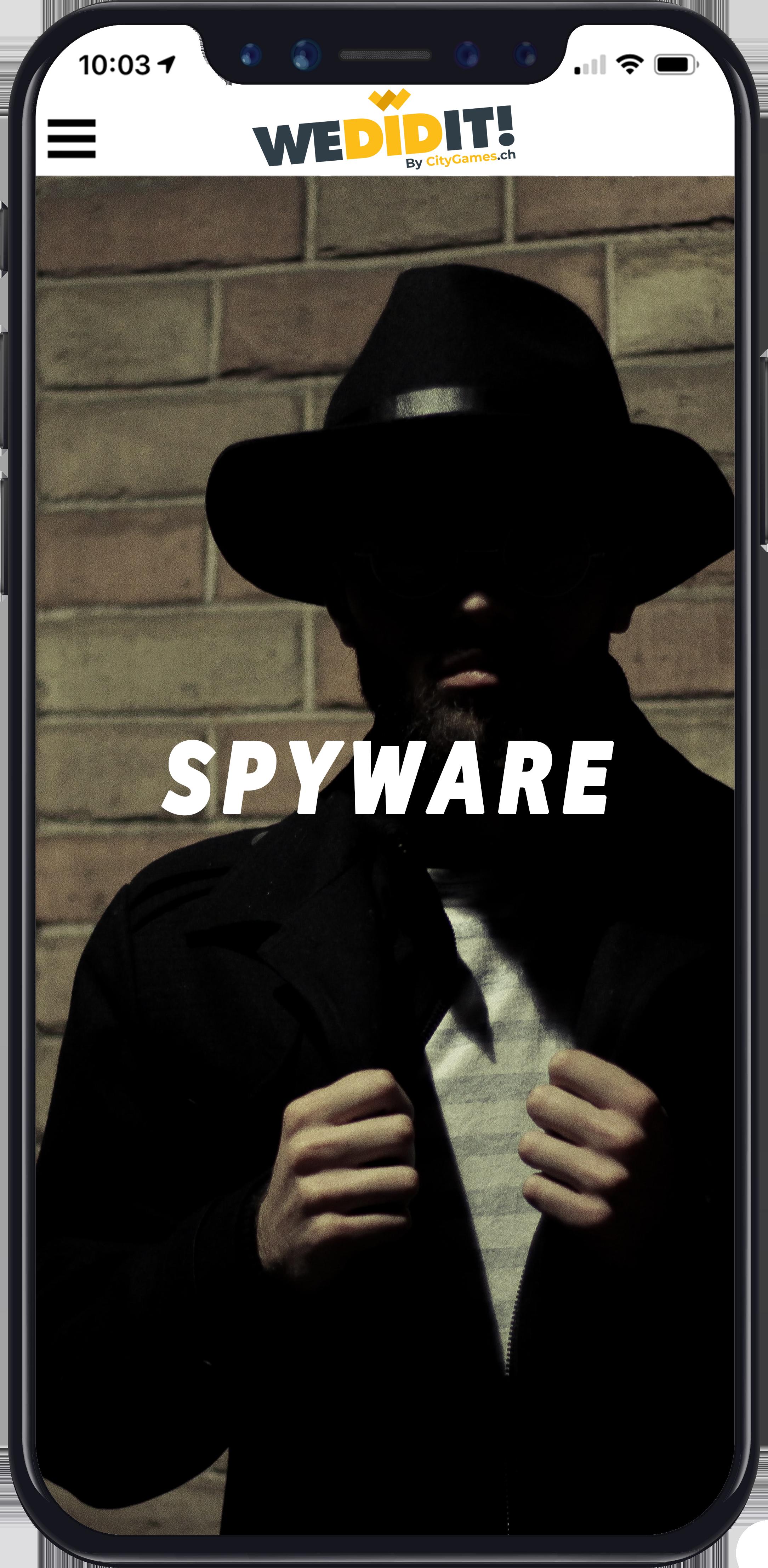 City explorer Spywares